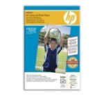 HP Q8691A Advanced Photo Paper, glanzend, 25 vel, 10 x 15 cm randloos 882780349599