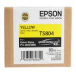 Epson C13T580400 inktpatroon Yellow T580400 8715946344973