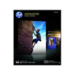 HP Q8696A Advanced Photo Paper, glanzend, 25 vel, 13 x 18 cm randloos 882780349643