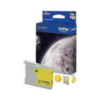 Brother LC-1000Y Inktcartridge geel 4977766643962