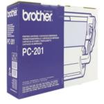 Brother PC-201 Printcassette met donorrol 4977766054058
