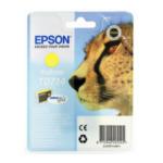Epson C13T071440 T0714 inktcartridge Origineel Geel 735029229759