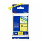 Brother TZ-611 TZE611 TZ labelprinter-tape 4977766052382