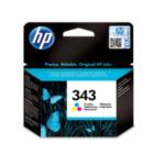 HP C8766EE#ABF 343 - Farbe (Cyan, Magenta, Gelb) - Original - Tintenpatrone - für Officejet 100, 150, 63XX, H470, K7103, PhotoSmart 25XX, 26XX, 375, 42X, C4193, C4194 (C8766EE#ABF) 829160180298