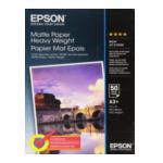 Epson C13S041264 Matte Paper Heavy Weight, DIN A3+, 167g/m², 50 Vel 4053162269651