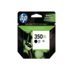HP CB336EE 350XL 1 stuk(s) Origineel Hoog (XL) rendement Foto zwart 808736844666