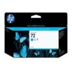 HP C9371A Cartucho de tinta ciano 72 DesignJet 130 ml 1 stuk(s) Origineel Hoog (XL) rendement Cyaan 808736779784
