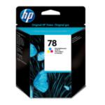 HP C6578DE C6578DE inktcartridge 1 stuk(s) Origineel Cyaan, Magenta, Geel 884962825891