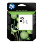 HP 51645AE 45 Origineel Zwart 1 stuk(s) 5712505048191