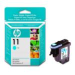 HP C4836A 11 originele cyaan inktcartridge 882780600799