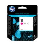 HP C4837AE 11 inktcartridge 1 stuk(s) Origineel Normaal rendement Magenta 886988591484