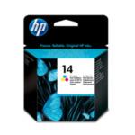 HP C5010DE 14 1 stuk(s) Origineel Cyaan, Magenta, Geel 808736539029