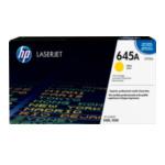 HP C9732A 645A originele gele LaserJet tonercartridge 5052616456493