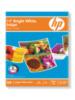 HP Bright White Inkjetpapier, 500 vel, A4/210 x 297 mm
