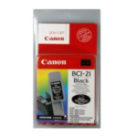 Canon 0954A002 BCI-21 inktcartridge Original Zwart 4960999869360