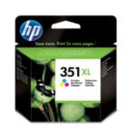 HP CB338EE 351XL originele high-capacity drie-kleuren inktcartridge 884962780619