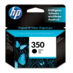 HP CB335EE 350 inktcartridge 1 stuk(s) Origineel Normaal rendement Zwart 884962780589