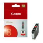 Canon 0626B001 CLI-8R inktcartridge 1 stuk(s) Origineel Rood 4960999272962