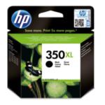 HP CB336EE 350XL originele high-capacity zwarte inktcartridge 808736844666