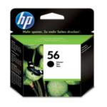 HP C6656AE 56 originele zwarte inktcartridge 884962780626