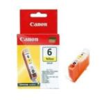 Canon 4708A002 BCI-6Y inktcartridge 1 stuk(s) Origineel Geel 4960999864761