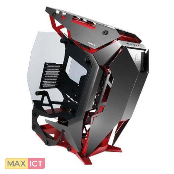 Antec Torque Computer Case Midi Toren Zwart Rood