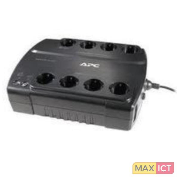 APC APC Back-UPS 700VA noodstroomvoeding 8x stopcontact, USB