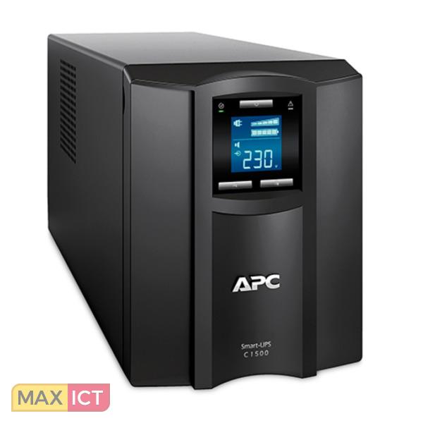 APC Smart-UPS 1500VA noodstroomvoeding 8x C13 uigang, USB