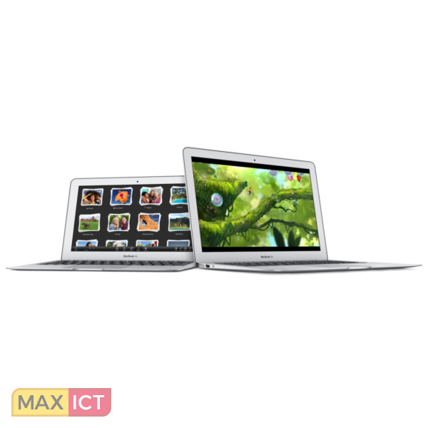 "Apple MacBook Air Zilver Notebook 33,8 cm (13.3"") 1440 x 900 Pixels Vijfde generatie Intel® Core™ i5 4 GB LPDDR3-SDRAM 128 GB Flash"