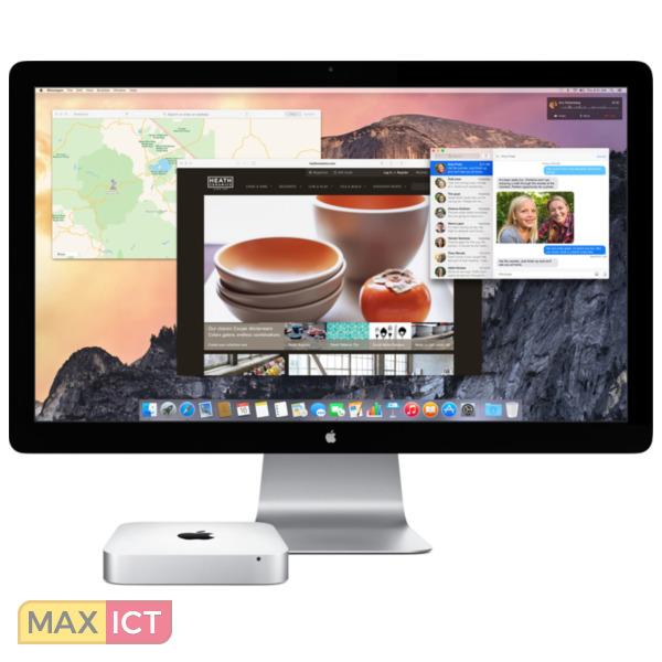 Apple Mini 1GHz i5-4260U Nettop Zilver Mini PC