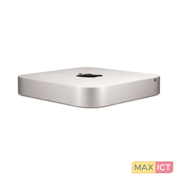 Apple Mini 2.6GHz i5-4278U Nettop Zilver Mini PC