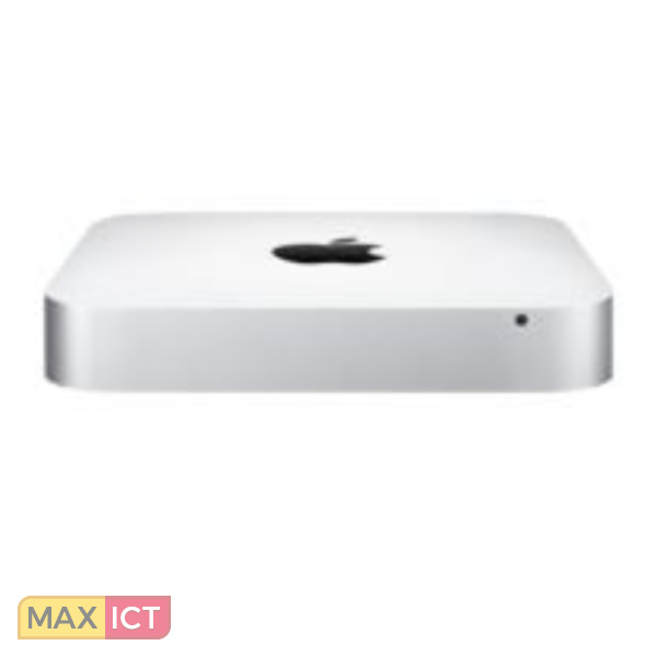 Apple Mini 2.8GHz 2.8GHz Nettop Zilver Mini PC