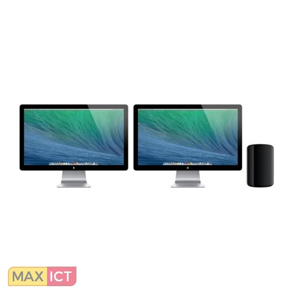Apple Pro 3,5 GHz Intel Xeon E5 familie E5-1650V2 Zwart Desktop Workstation