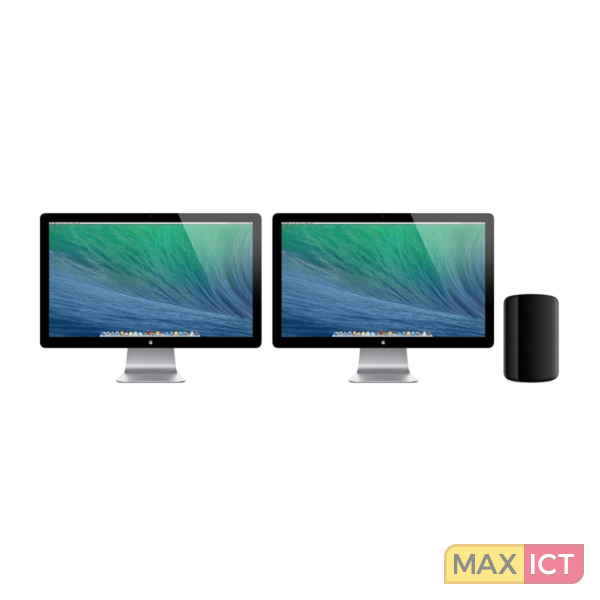 Apple Pro 3.5GHz E5-1650V2 Desktop Zwart Workstation