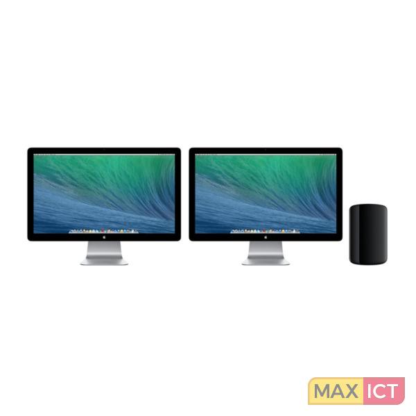 Apple Pro 3.5GHz E5-1650V2 Desktop Zwart Workstation