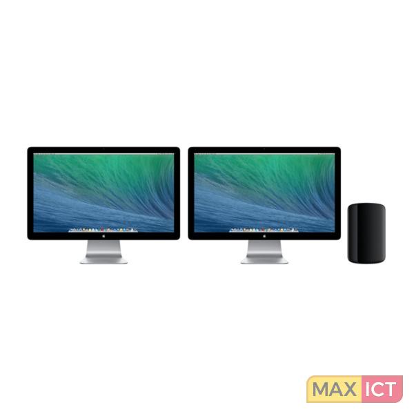 Apple Pro 3.5GHz E5-1650V2 Zwart Workstation