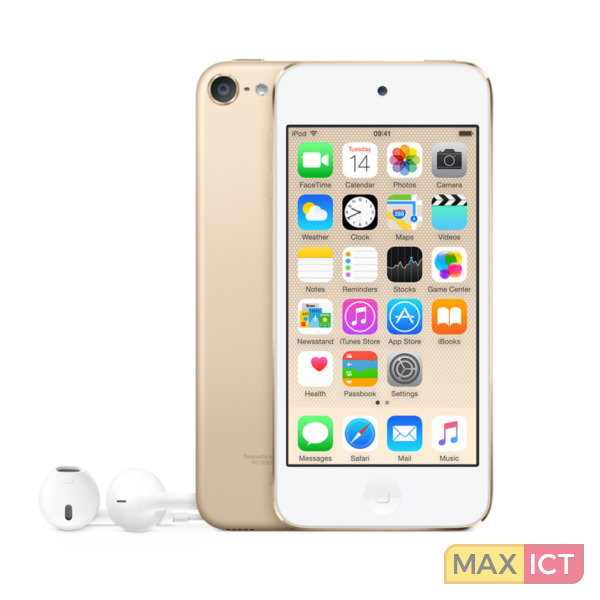 Apple Touch 32GB MP4-speler Goud