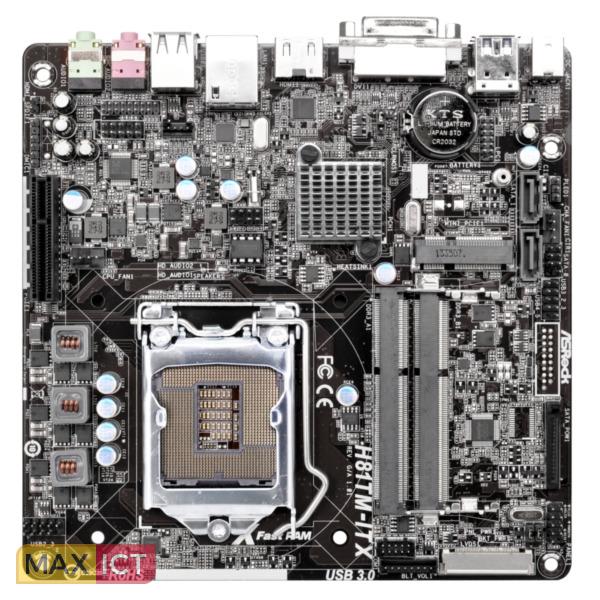 ASRock H81TM-ITX Intel Smart Connect Download Drivers