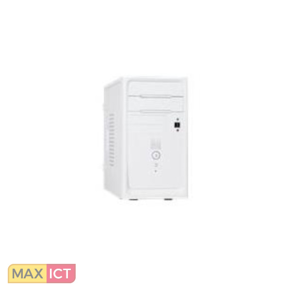 Bluechip BUSINESSline Medical T3300 3.9GHz i3-7100 Mini Toren Wit PC