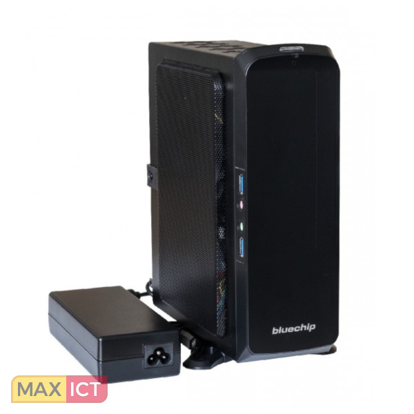 Bluechip BUSINESSline S5100 3GHz i5-7400 Zwart PC