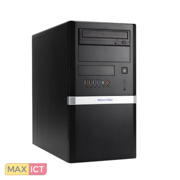 Bluechip BUSINESSline T5300 3.4GHz i5-7500 Mini Toren Zwart PC