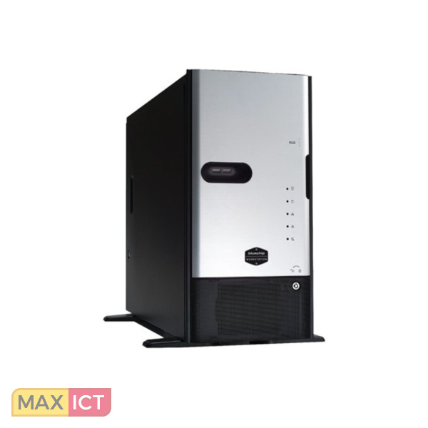 Bluechip BUSINESSLine Workstation WS2100 3.5GHz E5-1620V4 Toren Zwart, Zilver Workstation
