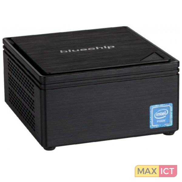 Bluechip S1700 1.10GHz N3350 Zwart Mini PC