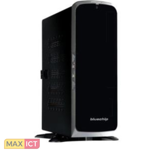 Bluechip S3100 3.7GHz i3-6100 Desktop Zwart, Zilver PC