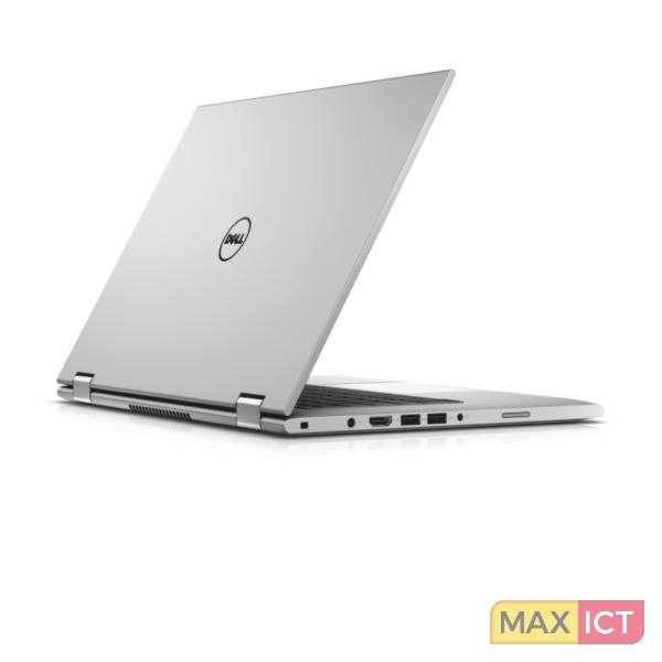 "Dell Inspiron 7359 Zilver Hybride (2-in-1) 33,8 cm (13.3"") 1920 x 1080 Pixels Touchscreen 2,5 GHz Zesde generatie Intel Core™ i7 i7-6500U"