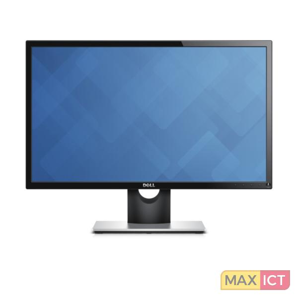 "Dell S Series SE2416H 24"" Full HD LED Mat Zwart computer monitor"