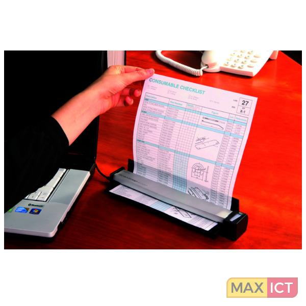 Fujitsu ScanSnap S1100i CDF + Sheet-fed scanner 600 x 600DPI A4 Zwart