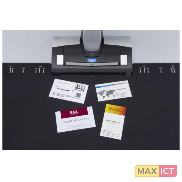Fujitsu ScanSnap SV600 Overhead scanner 285 x 218DPI A3 Zwart, Wit