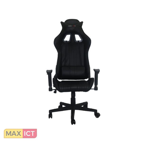 GEAR4U GEAR4U Elite PC-gamestoel zwart/zwart