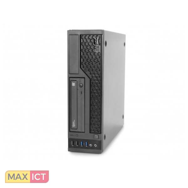 Grafenthal Office PC 3.5GHz i3-4150 Kleine vormfactor Zwart PC